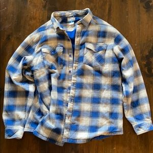 Colombia fleece flannel
